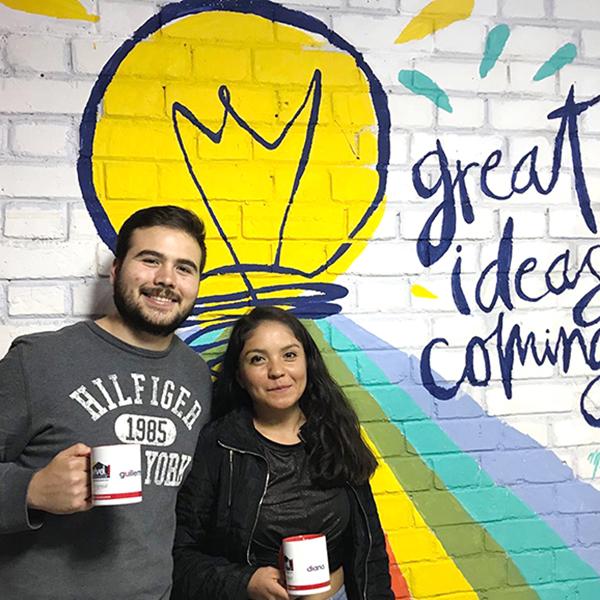 Estudiantes Internacionales. México